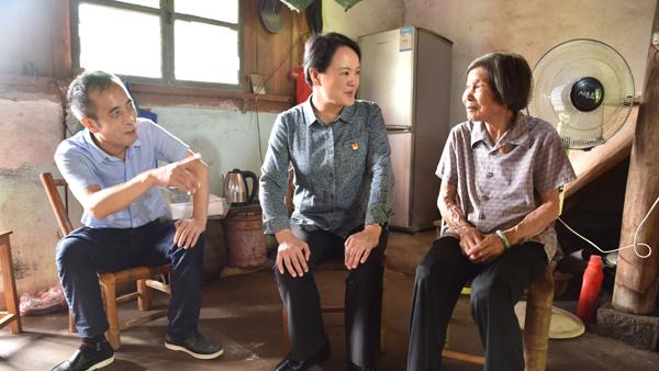 宁海:化党建之力为发展之力